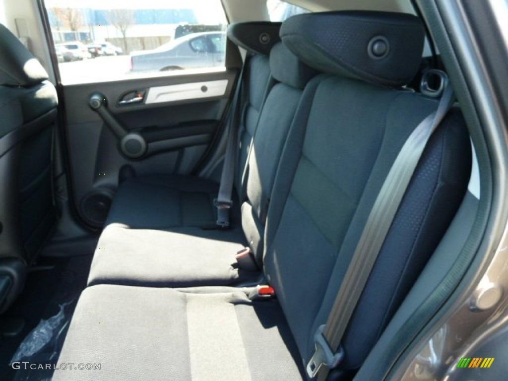 2011 CR-V EX 4WD - Urban Titanium Metallic / Black photo #11