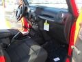 2012 Flame Red Jeep Wrangler Sport 4x4  photo #19