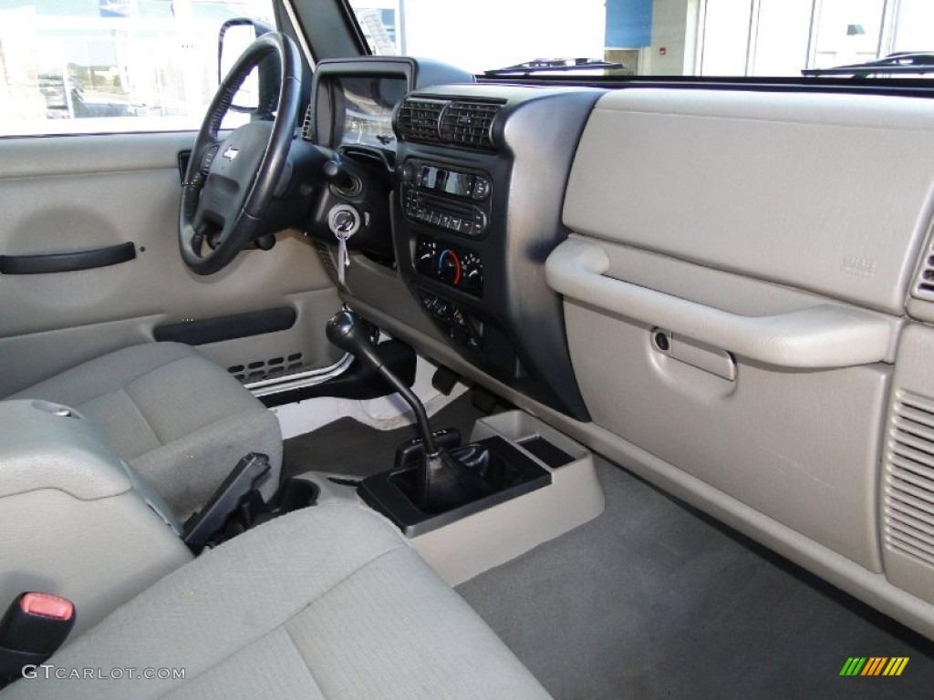 2006 Jeep Wrangler Unlimited Rubicon 4x4 Interior Photo 55734414