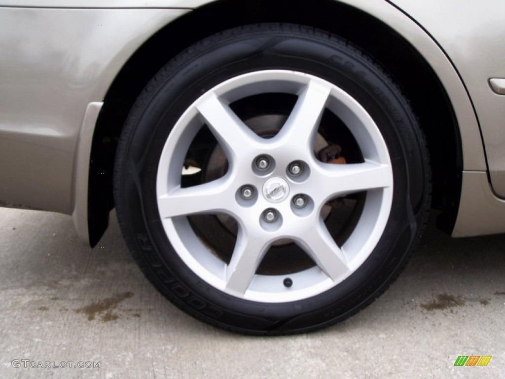 2003 Nissan Altima 3 5 Se Wheel Photo 55736658 Gtcarlot Com