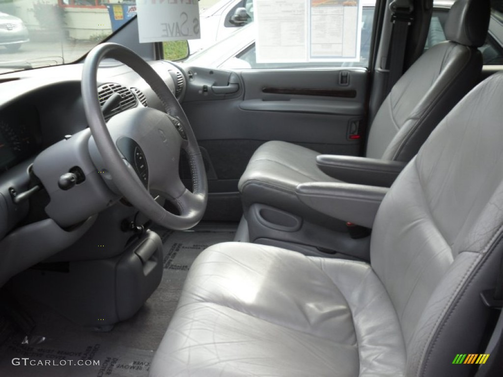 1997 Chrysler Town Country Lxi Interior Photo 55737105