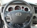 Graphite Steering Wheel Photo for 2012 Toyota Tundra #55738129