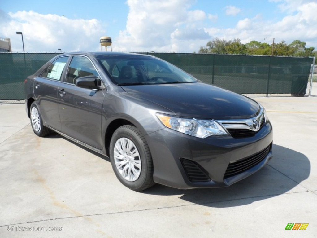 magnetic gray metallic 2012 toyota camry le exterior photo 55740312. Black Bedroom Furniture Sets. Home Design Ideas