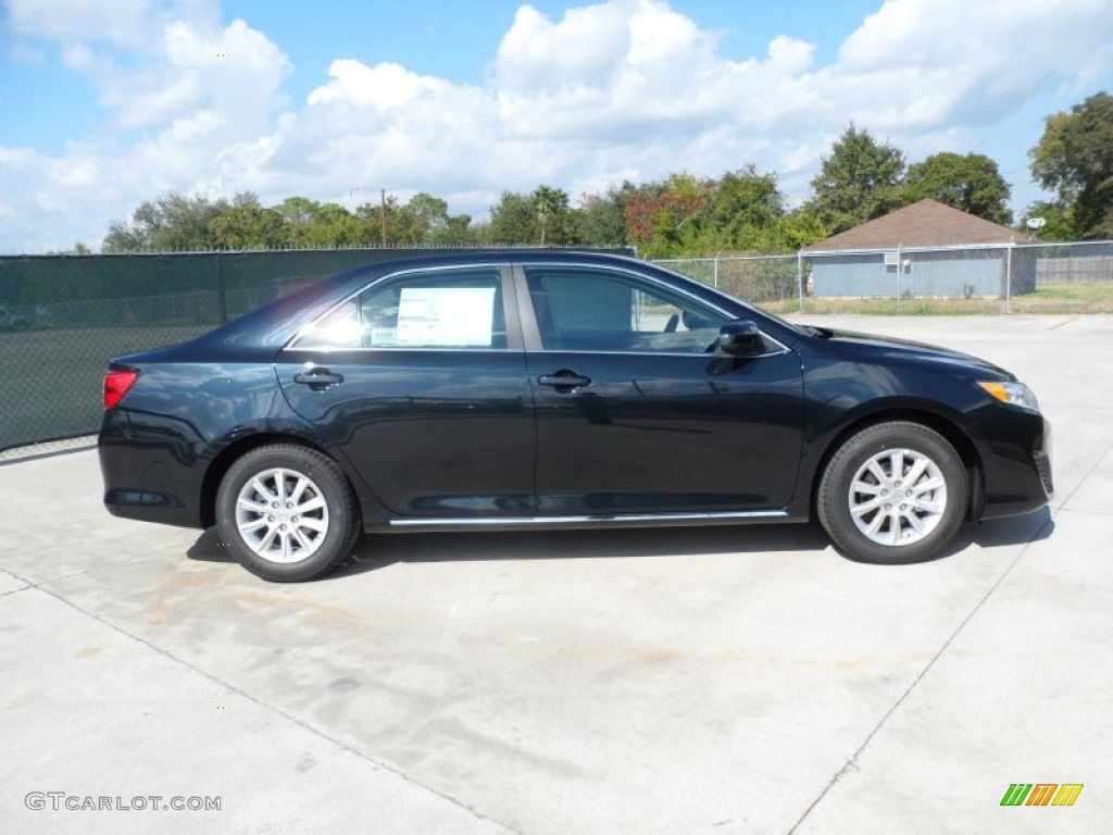 Cosmic Gray Mica 2012 Toyota Camry LE Exterior Photo #55740639 ...