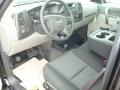 2012 Black Chevrolet Silverado 1500 Work Truck Crew Cab 4x4  photo #4