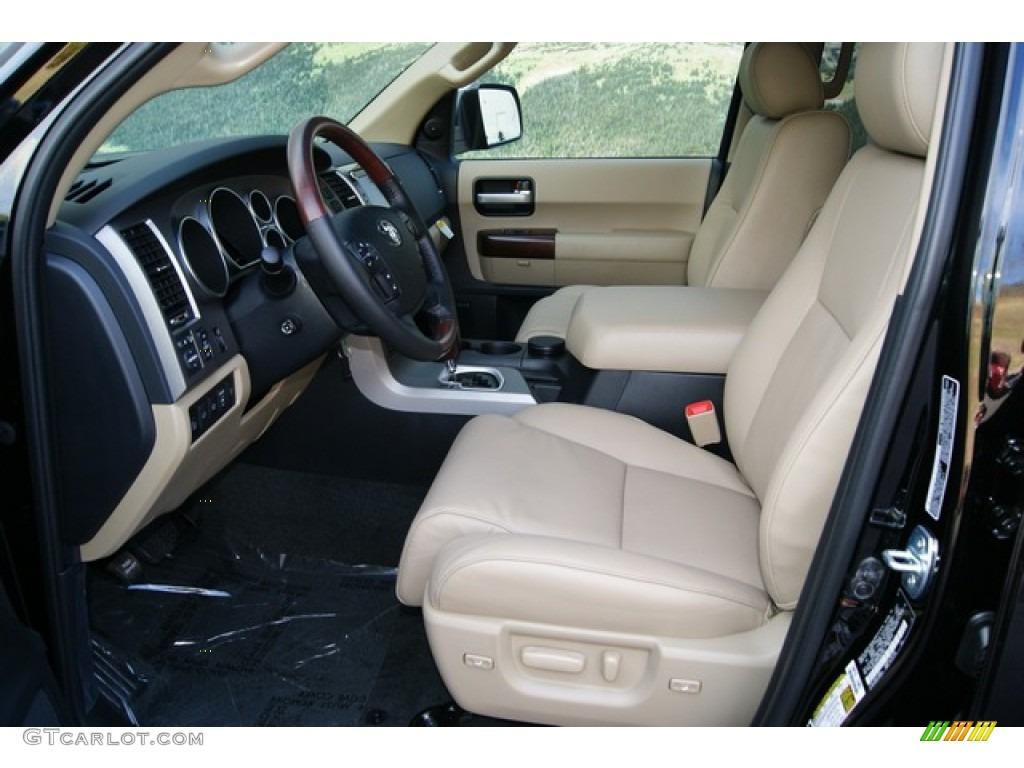 2012 toyota sequoia platinum 4wd interior photo 55743270 - Toyota sequoia interior dimensions ...