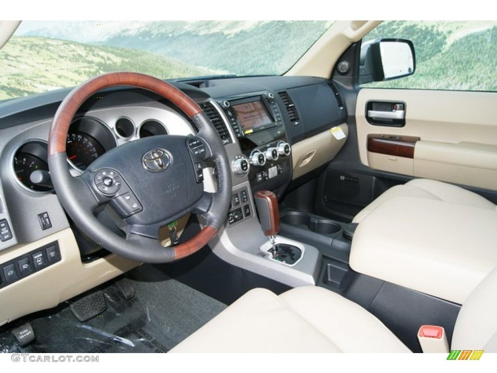 2012 toyota sequoia platinum 4wd interior photo 55743279 - Toyota sequoia interior dimensions ...