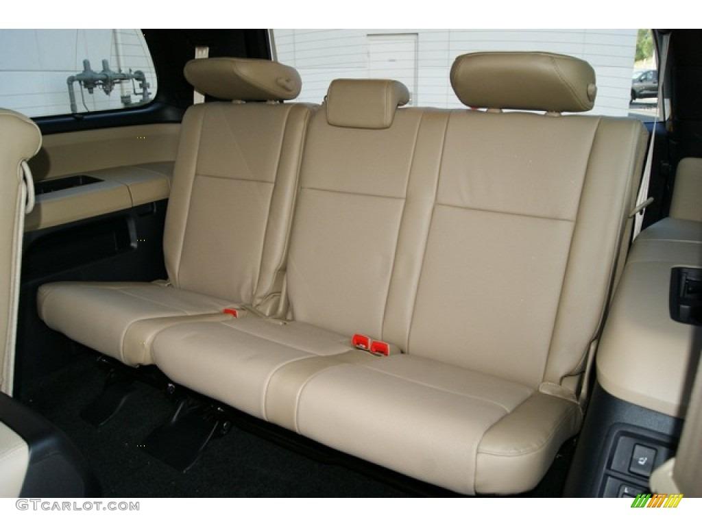 2012 toyota sequoia platinum 4wd interior photo 55743339 - Toyota sequoia interior dimensions ...