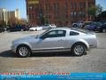 2007 Satin Silver Metallic Ford Mustang V6 Deluxe Coupe  photo #5