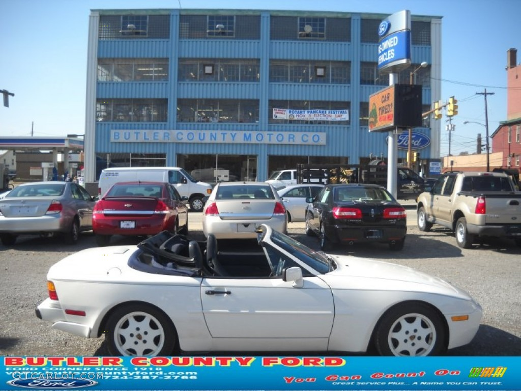1990 gran prix white porsche 944 s2 convertible 55709132 photo 20 car color. Black Bedroom Furniture Sets. Home Design Ideas