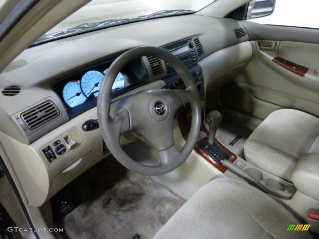 2004 Toyota Corolla Le Interior Photo 55757481