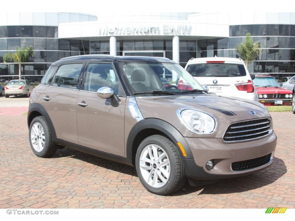 2012 light coffee mini cooper countryman 55756971 car color galleries. Black Bedroom Furniture Sets. Home Design Ideas