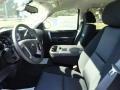 2012 Black Chevrolet Silverado 1500 LT Crew Cab 4x4  photo #3