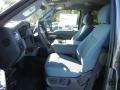 2012 Sterling Grey Metallic Ford F250 Super Duty XLT Crew Cab 4x4  photo #6