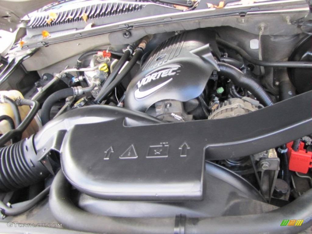 2001 gmc yukon xl engine 5.3 l v8