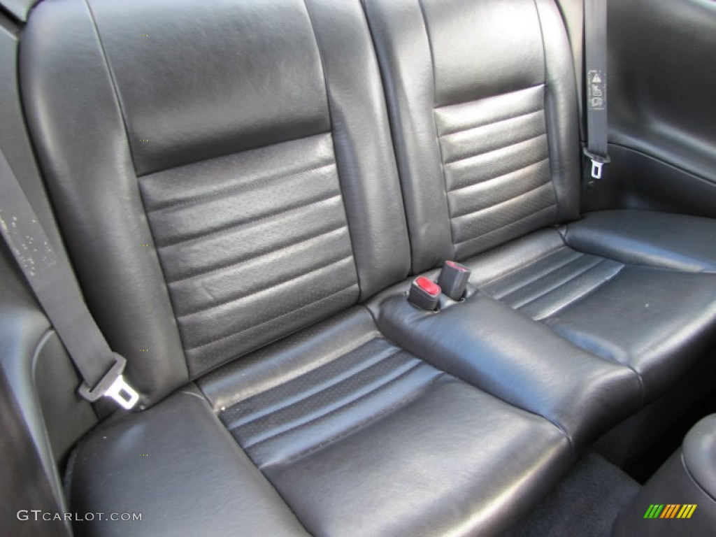2001 Ford Mustang Gt Coupe Interior Photo 55765817