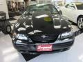 2001 Black Ford Mustang GT Coupe  photo #2