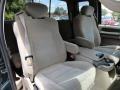 2002 Ford F250 Super Duty Medium Parchment Interior Interior Photo