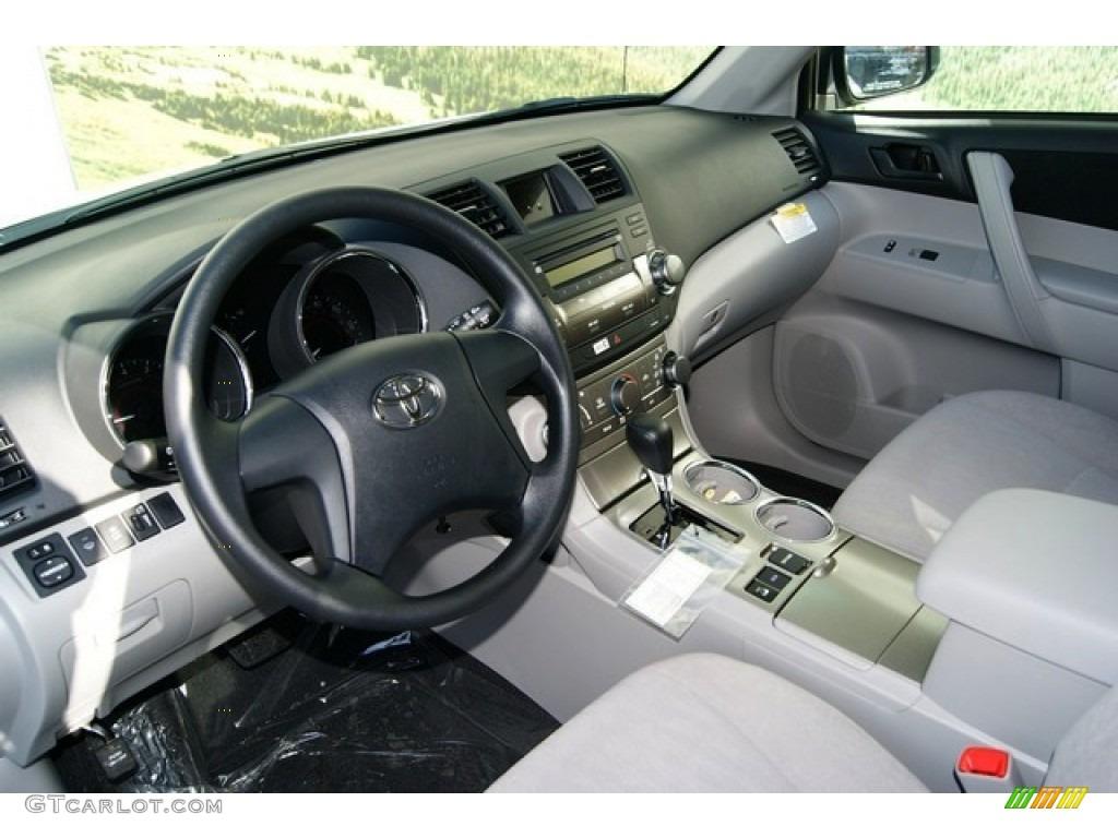 2012 Toyota Highlander V6 4wd Interior Photo 55783442