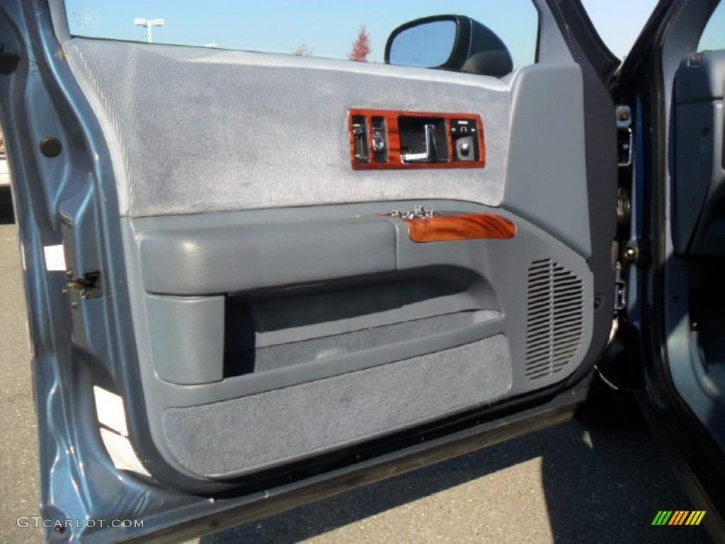 1994 Chevrolet Caprice Sedan Gray Door Panel Photo 55789379