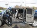 2011 Black Chevrolet Silverado 1500 LTZ Extended Cab 4x4  photo #11