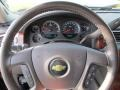 Ebony Steering Wheel Photo for 2011 Chevrolet Silverado 1500 #55791628