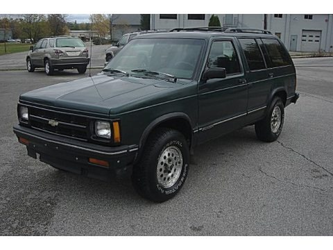 1994 Chevy S10 SS Specifications http://gtcarlot.com/data/Chevrolet/S10/1994/
