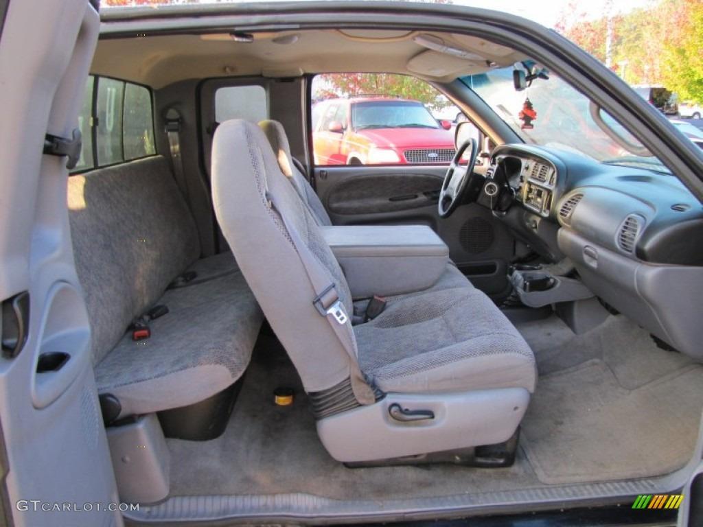 1999 Dodge Ram 1500 Slt Extended Cab 4x4 Interior Photo 55795853