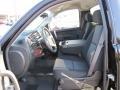 2012 Black Chevrolet Silverado 1500 LT Regular Cab  photo #9