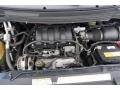 3.8 Liter OHV 12-Valve V6 2000 Ford Windstar SEL Engine