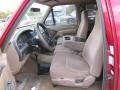 Beige Interior Photo for 1995 Ford F150 #55806117