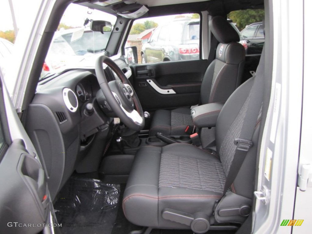 White Jeep Wrangler Unlimited Interior The Image Kid Has It