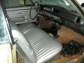 1968 Skylark Custom Coupe Ivy Gold Interior