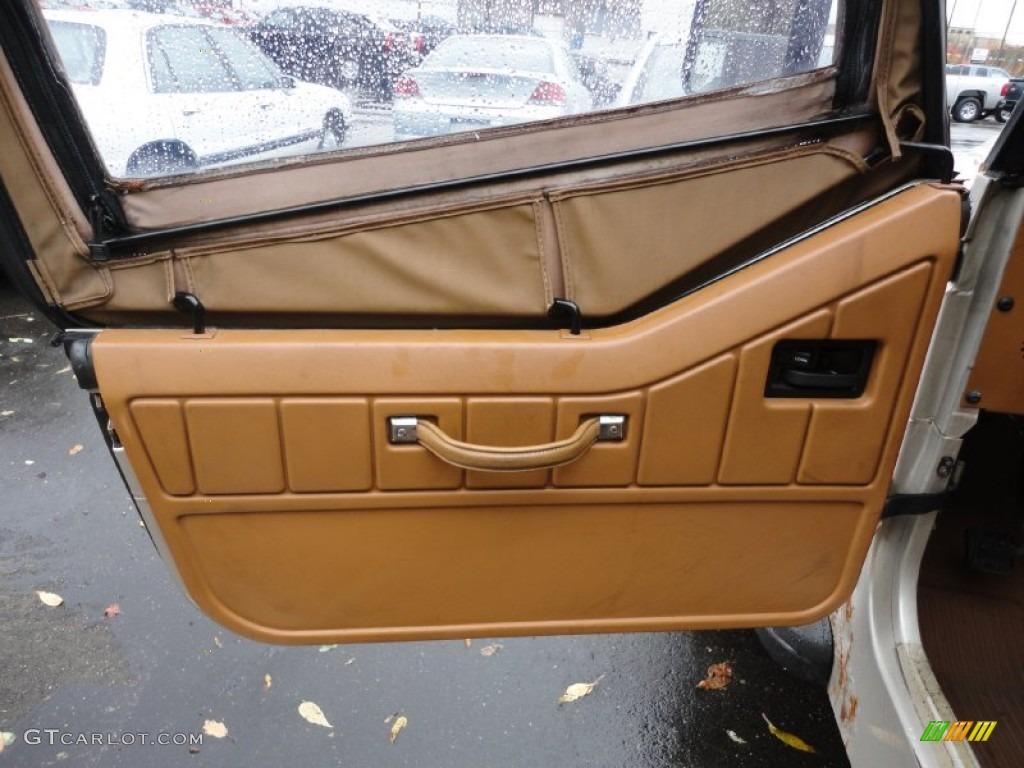 1995 Jeep Wrangler Rio Grande 4x4 Door Panel Photos