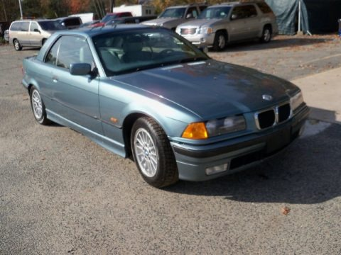 1997 Bmw 3 Series 328i Convertible Data Info And Specs