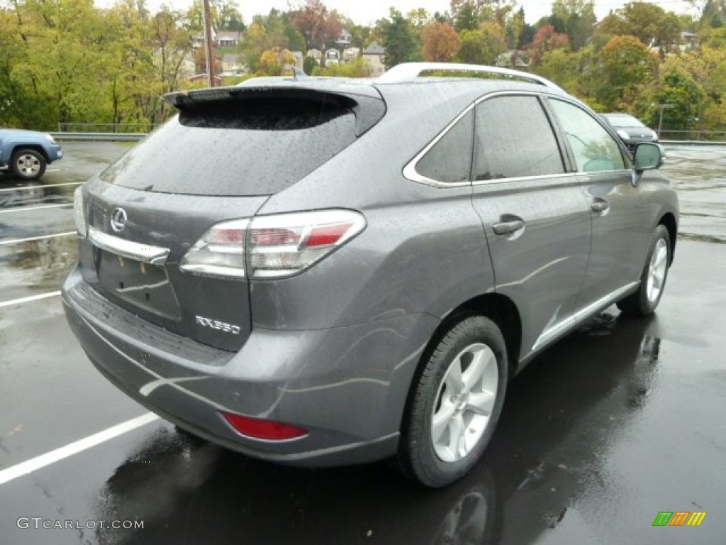 Nebula Gray Pearl 2012 Lexus Rx 350 Awd Exterior Photo 55825007