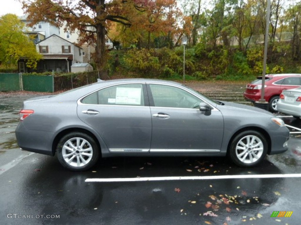 nebula gray pearl 2012 lexus es 350 exterior photo. Black Bedroom Furniture Sets. Home Design Ideas