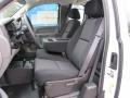 2012 Summit White Chevrolet Silverado 1500 Work Truck Extended Cab 4x4  photo #8