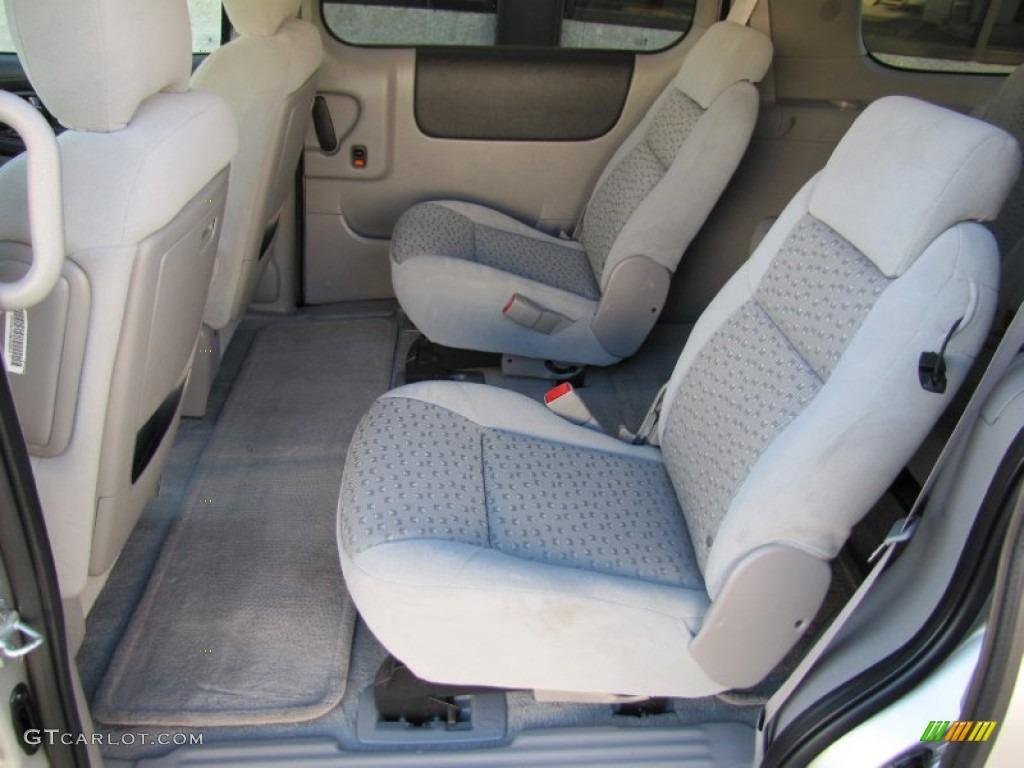 2007 Chevrolet Uplander Ls Interior Photo 55830482