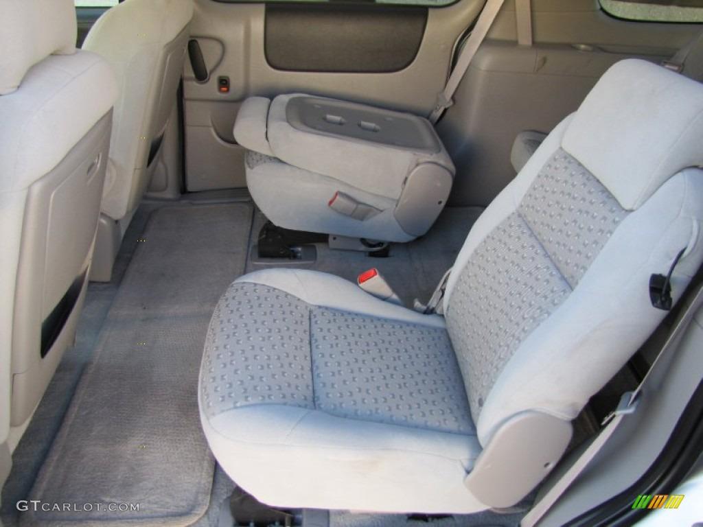 Medium Gray Interior 2007 Chevrolet Uplander Ls Photo 55830491