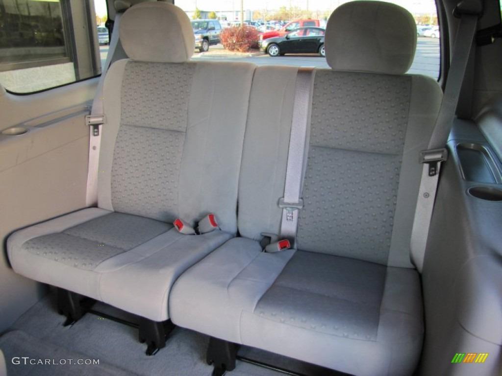 2007 Chevrolet Uplander Ls Interior Photos