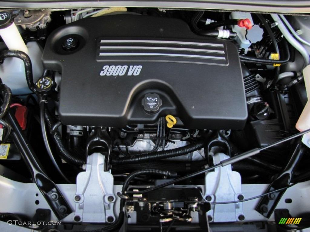 2007 Chevrolet Uplander Ls 3 9 Liter Ohv 12