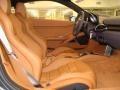 2010 458 Italia Cuoio Interior