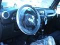 2012 Deep Cherry Red Crystal Pearl Jeep Wrangler Rubicon 4X4  photo #3