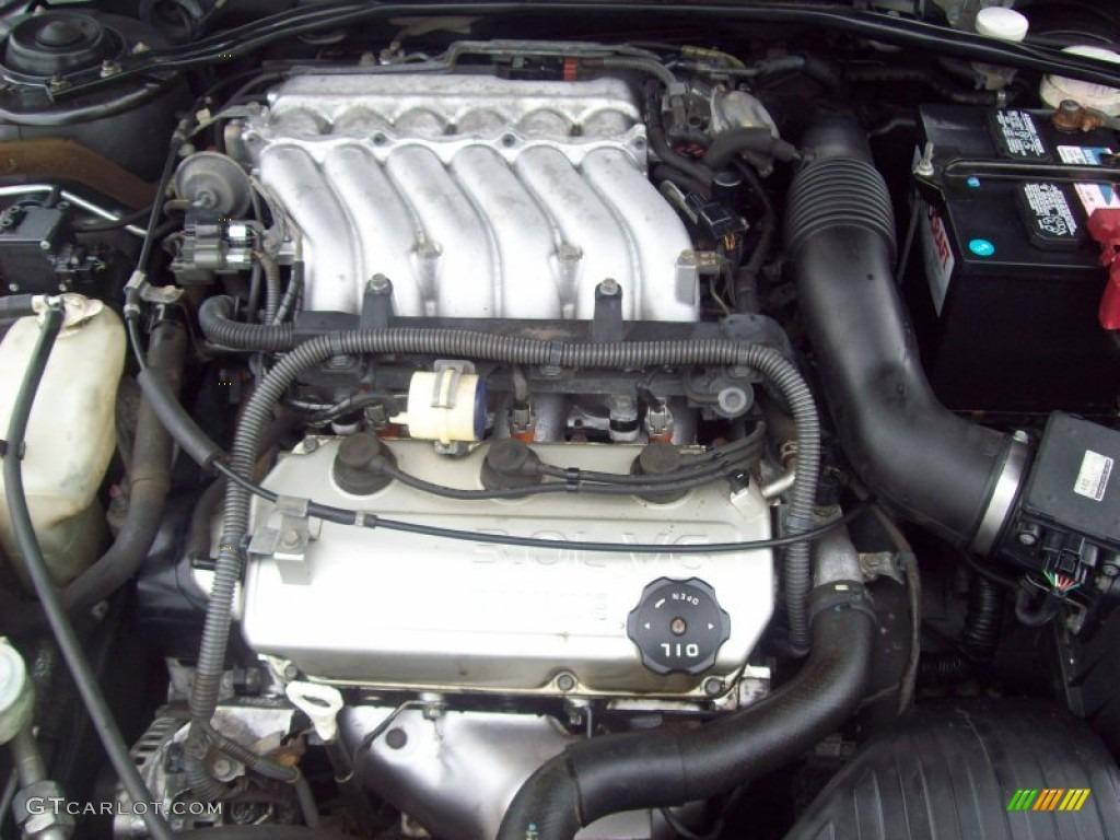 2003 Mitsubishi Eclipse Spyder Gts 3 0 Liter Sohc 24 Valve V6 Engine Photo 55839302 Gtcarlot Com