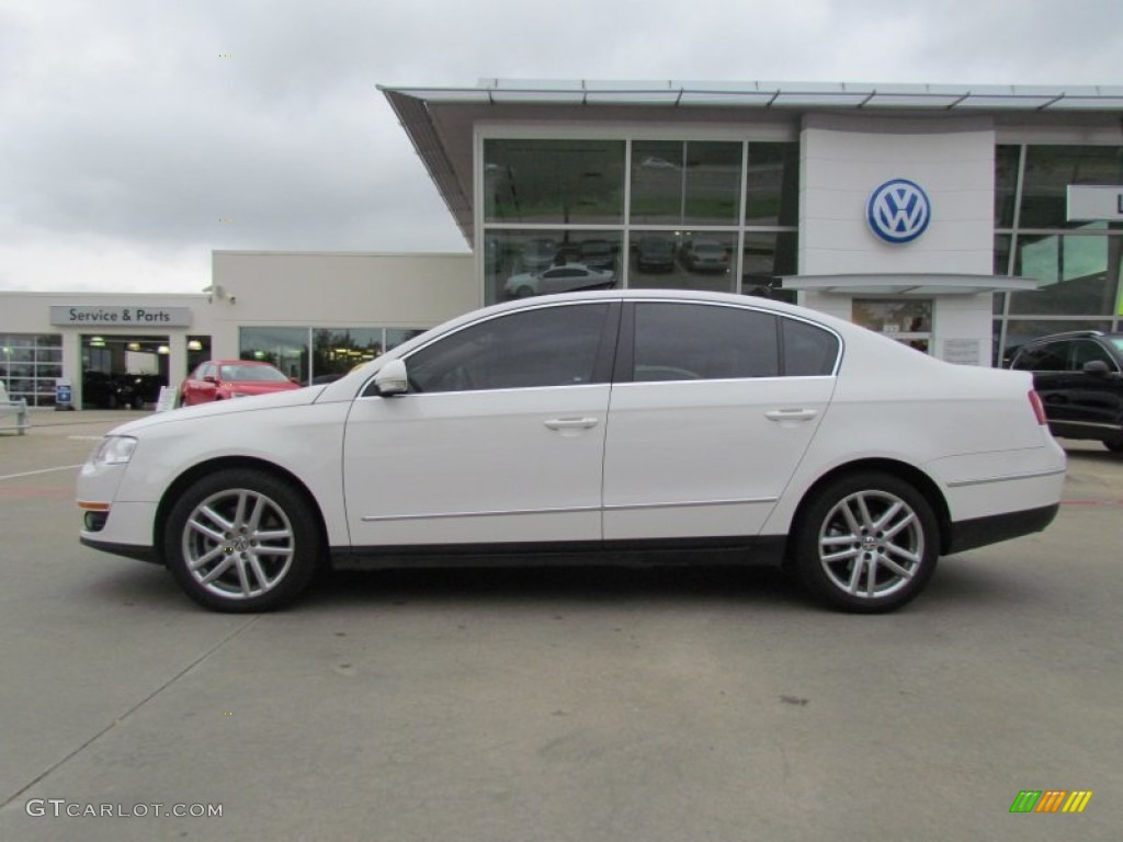 candy white 2008 volkswagen passat lux sedan exterior photo 55845338. Black Bedroom Furniture Sets. Home Design Ideas