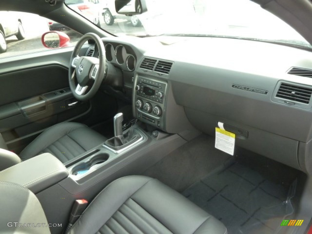 2012 Dodge Challenger R T Classic Interior Photo 55847141