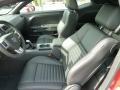 Dark Slate Gray Interior Photo for 2012 Dodge Challenger #55847164