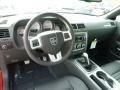 Dark Slate Gray Dashboard Photo for 2012 Dodge Challenger #55847191