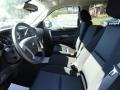 2012 Victory Red Chevrolet Silverado 1500 LT Crew Cab 4x4  photo #3